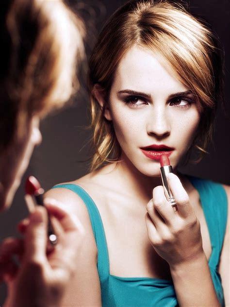 emma watson lipstick red lipstick emma watson pinterest emma watson red