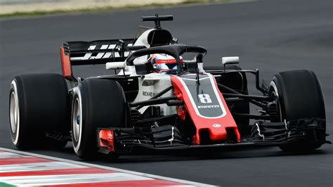 Haas Mba 2017 2018 by F1 2018 Pre Season Report Haas