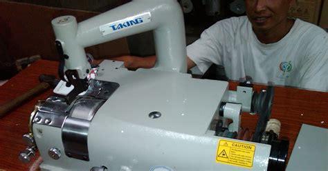 Mesin Jahit Untuk Kulit agen mesin jahit surabaya taking mesin seset kulit