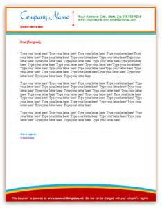 Business Letterhead Footer Business Letterhead Template