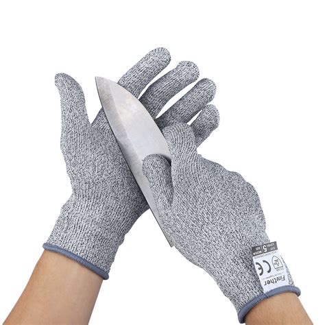 Sarung Tangan Working Gloves Kain Matahari cut resistant gloves cut proof level 5 butcher protective
