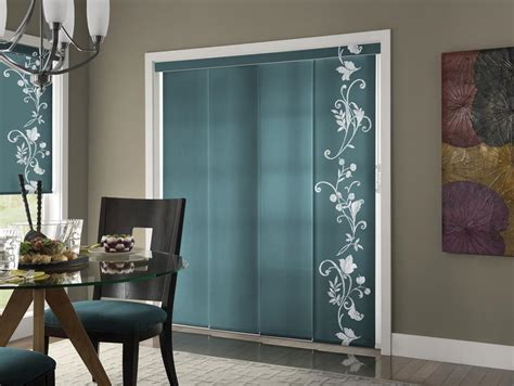 Roller Shades Patio Doors Window Treatments Design Ideas Patio Door Roller Blinds