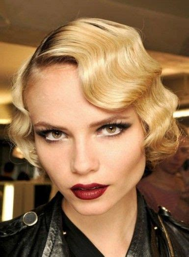 1000 ideas about great gatsby hairstyles on pinterest great gutsy hairstyles 2 gorgeous gatsby hairstyles for