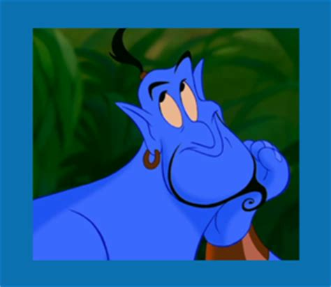 Genie L From by Personnages Disney 176 O 176 G 233 Nie