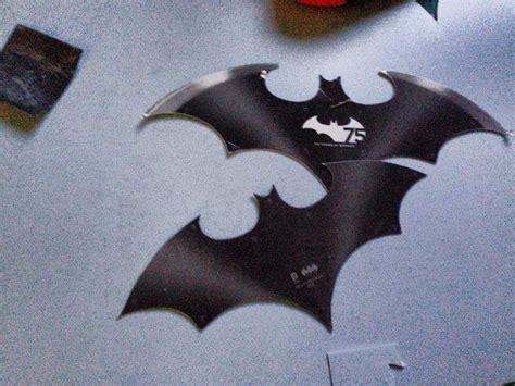 batarang template batman batarang tutorial painting and weathering process