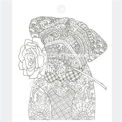 pug coloring pages for adults pug coloring book for adults and children volume 2 lovethebreed