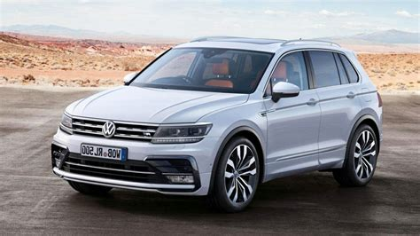 2017 volkswagen tiguan s with 4motion hd car wallpapers