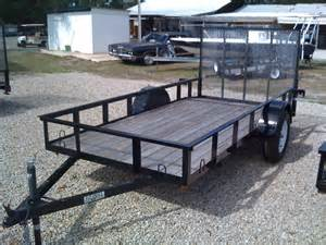 yard trailer utility trailer ez pull trailers