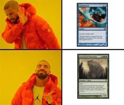 Drake Im Doing Me Meme - drake meme sylvan mtg
