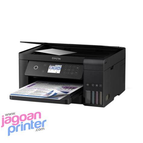 Aprica Karoon Multi Dot Hitam rekomendasi printer multifungsi inkjet terbaik diawal tahun 2018
