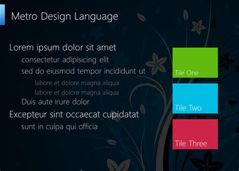 ppt templates free download language awesome metro powerpoint template designs