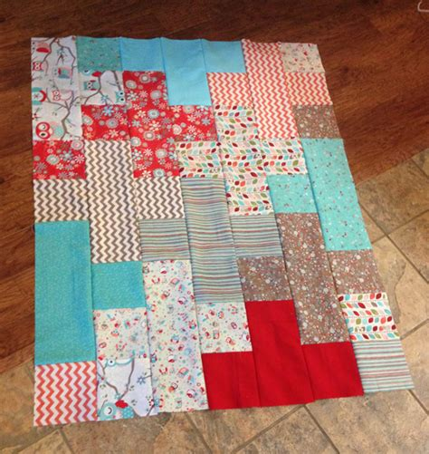 Quilt Patterns Using Quarters by Plus Baby Quilt Reannalily Designsplus Baby Quilt