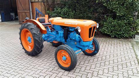1961 Lamborghini Tractor 3352R   Coys of Kensington