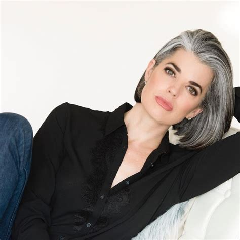 Gray Wringkle Top 18694 18 best gray hair images on colours hair and hair style