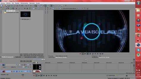 tutorial sony vegas pro 11 intro tutorial como renderizar con sony vegas pro 11 quitar