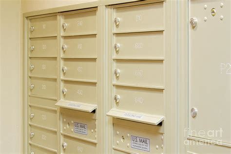 Commercial Mailboxes Apartment Apartment Mailboxes Stock Photo Image 733040 Free Standing