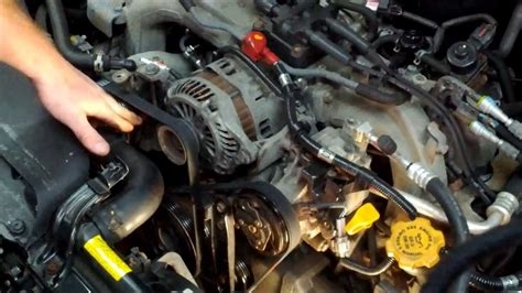 service manual how to remove a 2008 subaru outback