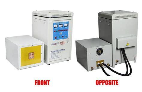 induction heating machine china china supplier 60kw high frequency induction heating aluminum melting machine buy aluminum