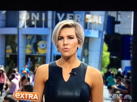 New Haircut Charissa Thompson | charissa thompson new haircut google search hair