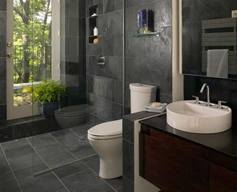 dark tile bathroom ideas 30 magnificent ideas and pictures of 1950s bathroom tiles