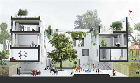 housing design private rental housing design competition e architect