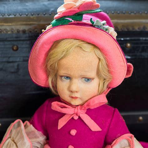 lenci doll 300 series german other dolls antique dolls at respectfulbear
