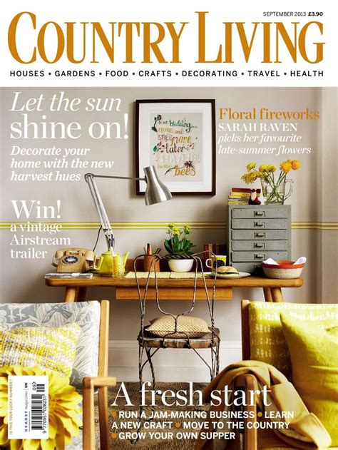 country living subscription 17 best images about country living uk 2013 covers on