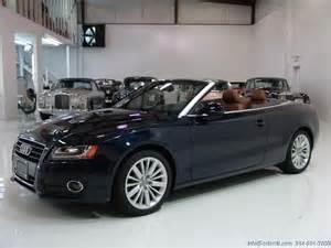 2011 audi a5 cabriolet quattro 2 0 t premium plus package