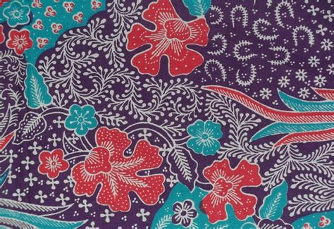 wallpaper batik warna warni download gambar batik madura warna warni motif bunga