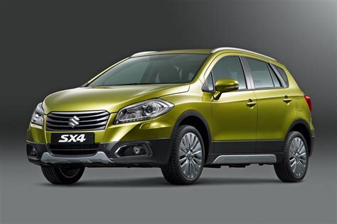 New Suzuki Sx4 S Cross Suziki Revealed Sx4 S Cross Engine Details Travel