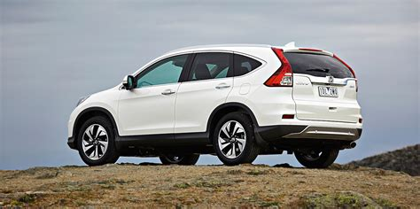honda cr 2015 honda cr v series ii pricing and specifications