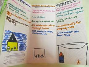nurturing the learner within safety brochures