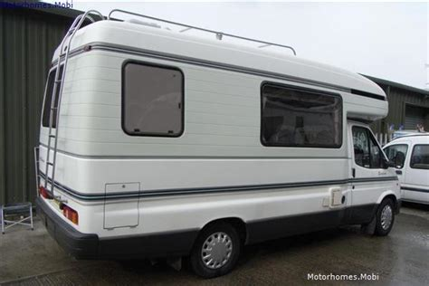 vale motorcaravans used auto sleepers excelsior ford for