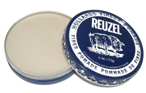Reuzel Fiber reuzel fiber pomade 4oz merch2rock alternative clothing