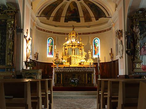 ufficio turistico livigno cultura chiese chiesa di s pietro in aprica valtellina