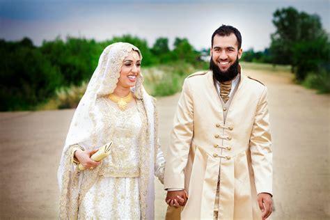 New Hijab Fashion: Muslim Weddings