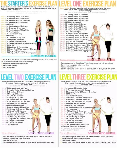 work out plan for beginners at home best 25 beginner workout plans ideas on pinterest daily