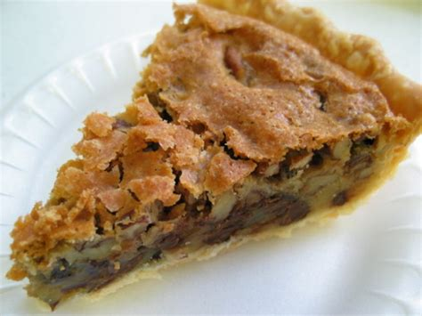 nestle toll house recipe nestle toll house walnut pie aka black cat pie recipe food com