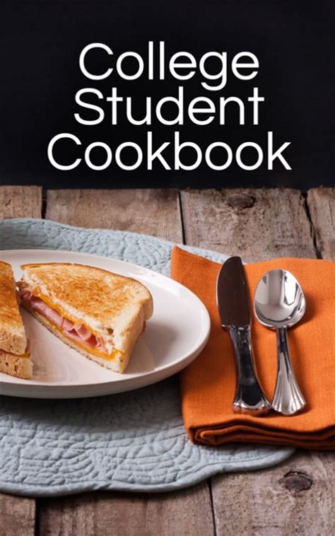 chomp college cookbook for college students books college student cookbook and other gift ideas