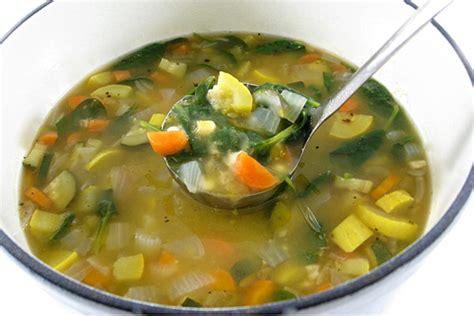 calories in garden vegetable soup vegetable soup calories