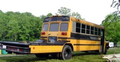 bus conversions cers etc pinterest flat bed skoolie gallery bus pinterest flat bed