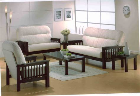 24 Simple Wooden Sofa To Use In Your Home Keribrownhomes Wooden Chairs For Living Room