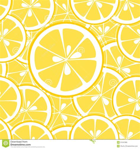 for free lemon slices seamless background stock image image of