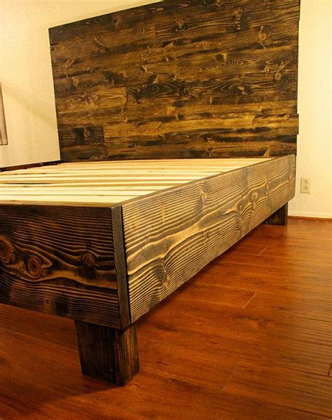 Reclaimed Wood Bed Frames 17 Best Ideas About Reclaimed Wood Beds On Reclaimed Wood Bed Frame Rustic Wood Bed