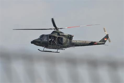 Helikopter Bell 412 Ep pilot helikopter bell 412 ep tni ad ditemukan hidup