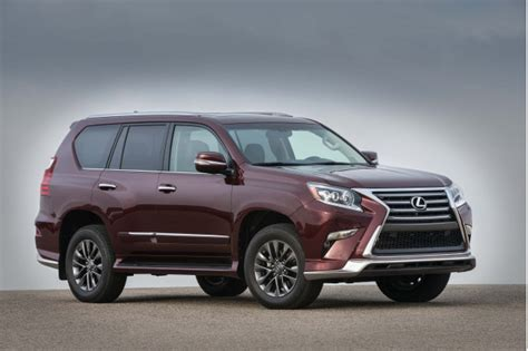 2019 Lexus Gx by 2019 Lexus Gx Review Ratings Specs Prices And Photos