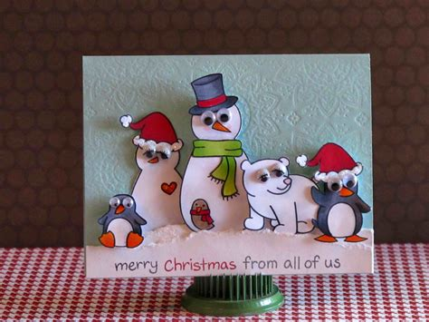 Handcrafted Cards Ideas - creative handmade card ideas for