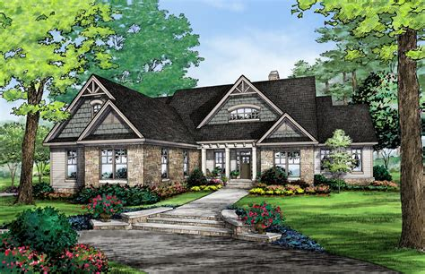 hillside house plans with walkout basement walkout basement archives page of houseplansblog home
