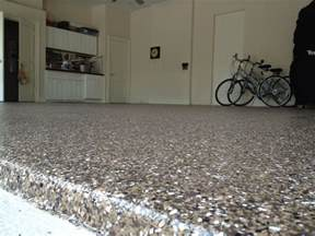 Garage Floor Paint With Speckles Great Speckled Paint For Garage Floors Iimajackrussell
