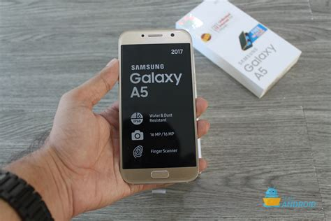 Samsung Galaxy A5 Unboxing samsung galaxy a5 gold unboxing